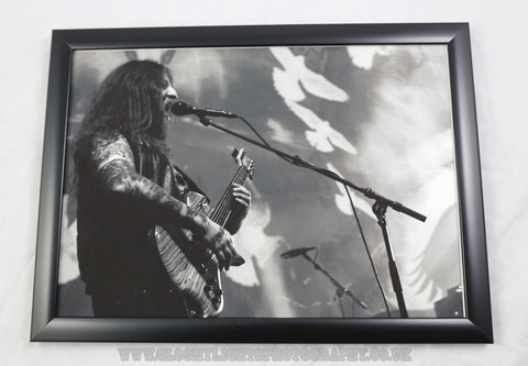 Mike Scheidt Yob Photo print Ltd to 50 Framed & Numbered
