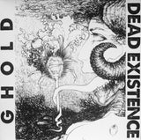Ghold & Dead Existence Split LP on Black Vinyl