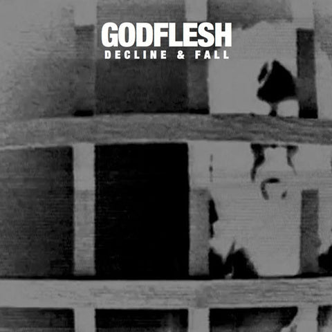 "Godflesh Decline and Fall 12"" EP vinyl"