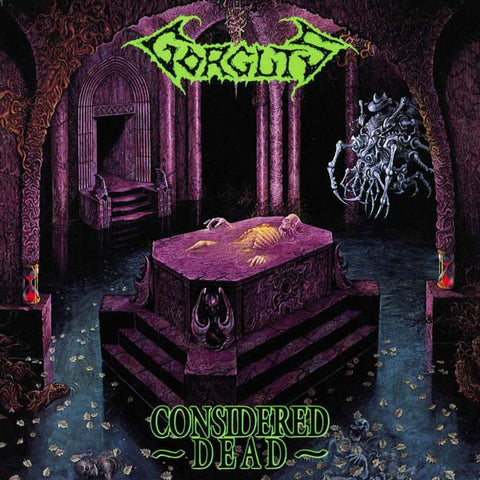 Gorguts Considered Dead LP vinyl