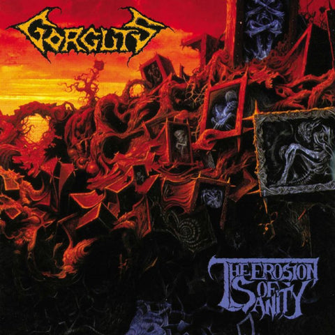 Gorguts The Erosion of Sanity LP vinyl