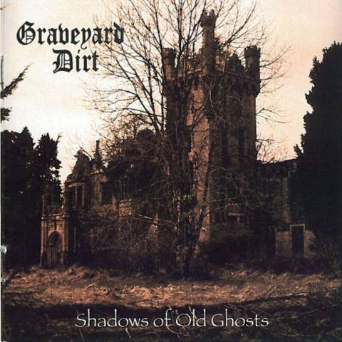 "Graveyard Shadows of Old Ghosts 12"" EP vinyl"