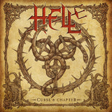 Hell - Curse & Chapter 2LP gatefold includes poster