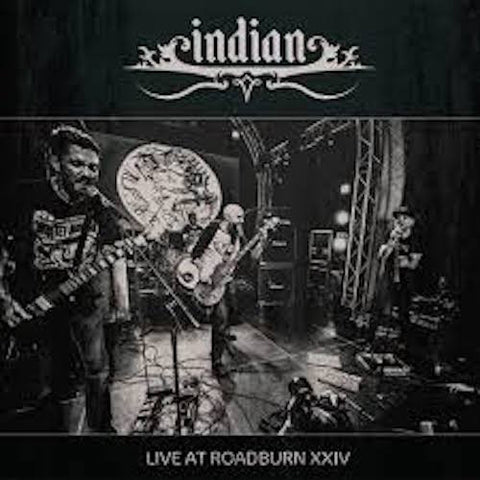 Indian Live at Roadburn LP and CD Limited to 300 copies