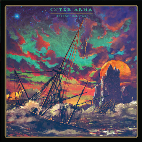 Inter Arma Paradise Gallows 2LP vinyl