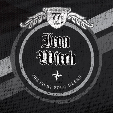 Iron Witch The First Four Beers CD