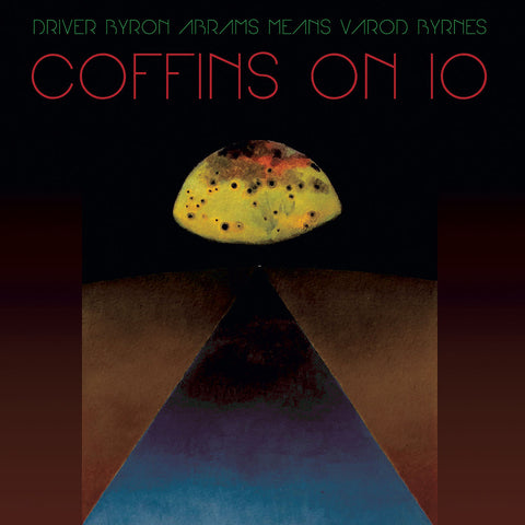 Kayo Dot Coffins on Io LP on Black vinyl + Download code