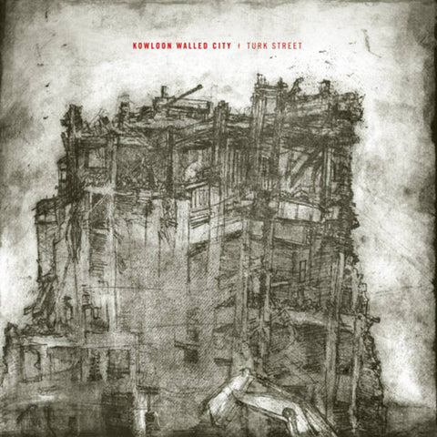 "Kowloon Walled City Turk Street 12"" EP vinyl + download"