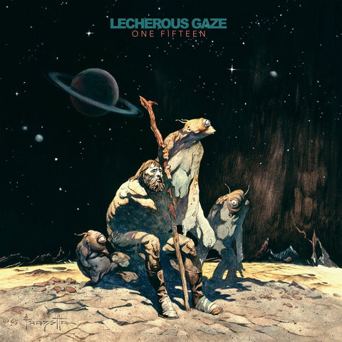 Lecherous Gaze One Fifteen LP vinyl + download