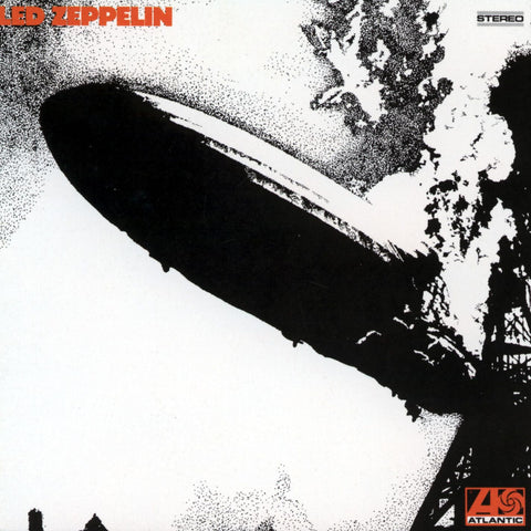 Led Zeppelin 1 LP on 180gm vinyl 2014 Re-Release