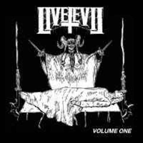 Live Evil Volume One LP 180gm vinyl Compilation