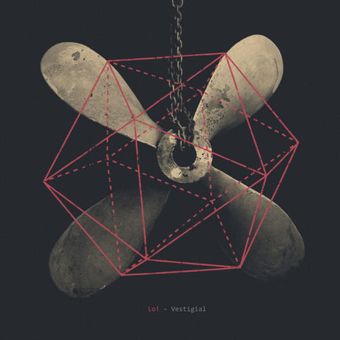 Lo! Vestigial LP on Black Vinyl + download