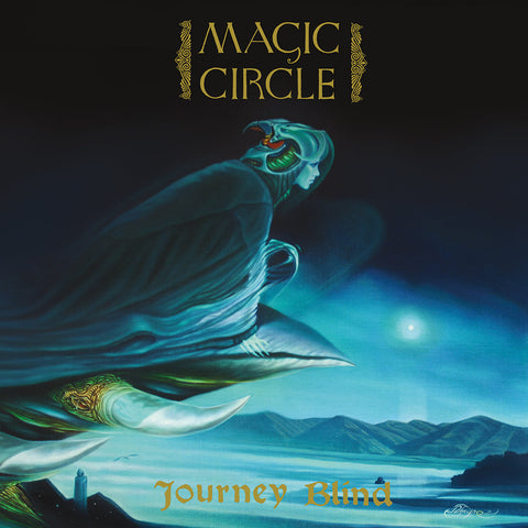 Magic Circle Journey Blind LP on Black vinyl
