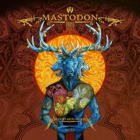 Mastodon Blood Mountain LP