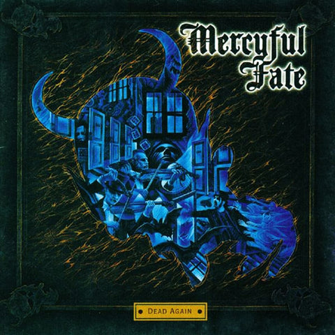 Mercyful Fate Dead Again 2LP 180gm black vinyl + poster