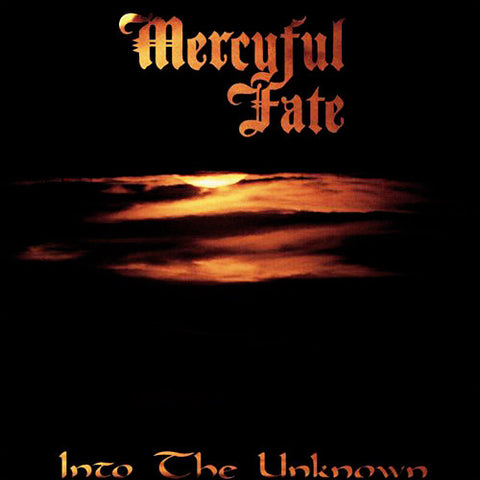 Mercyful Fate Into the Unknown LP 180gm black vinyl + poster