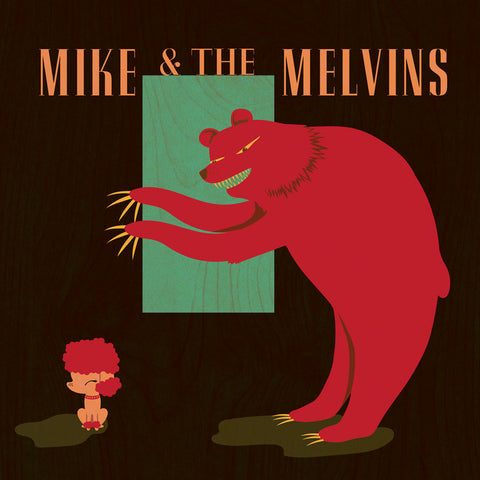 Mike & The Melvins Three Men and a Baby LP White vinyl + download