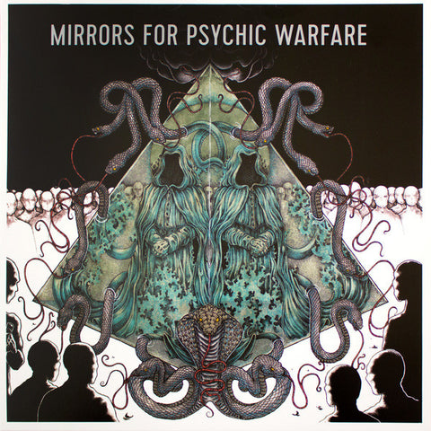 Mirrors For Psychic Warfare Self Titled LP vinyl