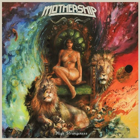 Mothership High Strangeness LP vinyl