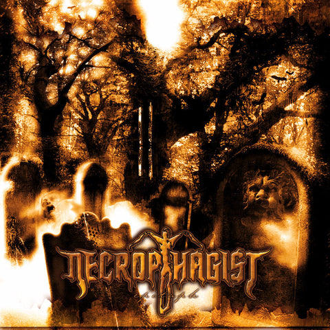 Necrophagist Epitaph LP vinyl + download