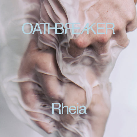 Oathbreaker Rheia 2LP on Clear Cloudy vinyl + download
