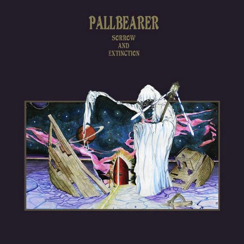 Pallbearer Sorrow and Extinction 2LP vinyl