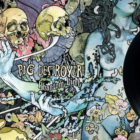 Pig Destroyer Phantom Limb