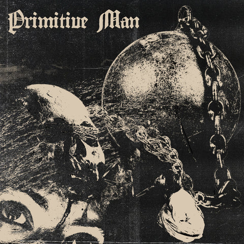 Primitive Man Caustic 2LP Black vinyl + Download