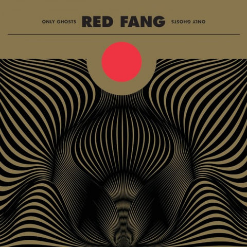 Red Fang - Only Ghosts LP on Pink Limited Edition vinyl