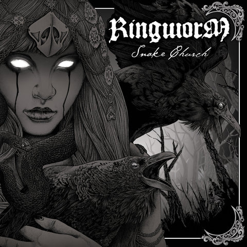 Ringworm Snake Church LP Black vinyl + Download