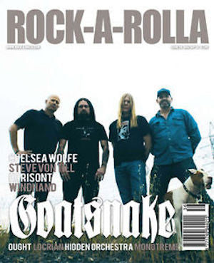 Rock-A-Rolla Magazine Issue 56