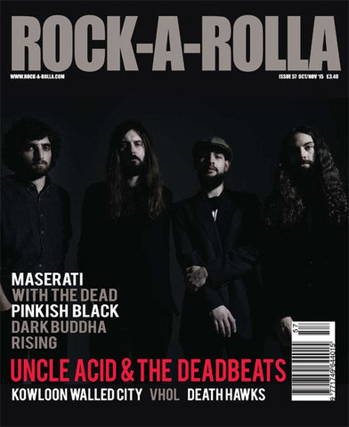 Rock-A-Rolla Magazine Issue 57