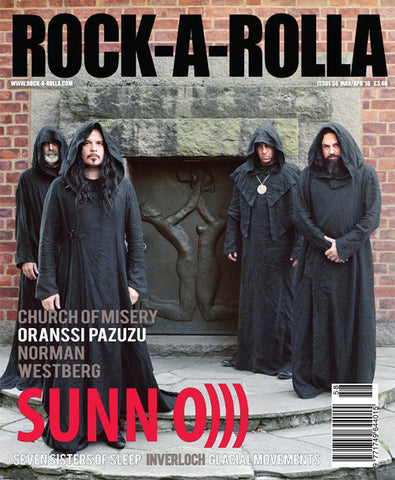 Rock-A-Rolla Magazine 58