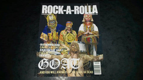 Rock-A-Rolla Magazine Issue 52 New copy