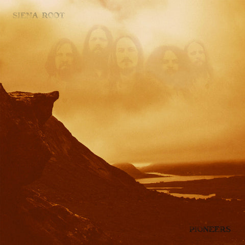 Siena Root Pioneers LP on Gold vinyl + CD