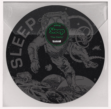 "Sleep The Clarity 12"" EP 180gm Black Picture Disc Vinyl"