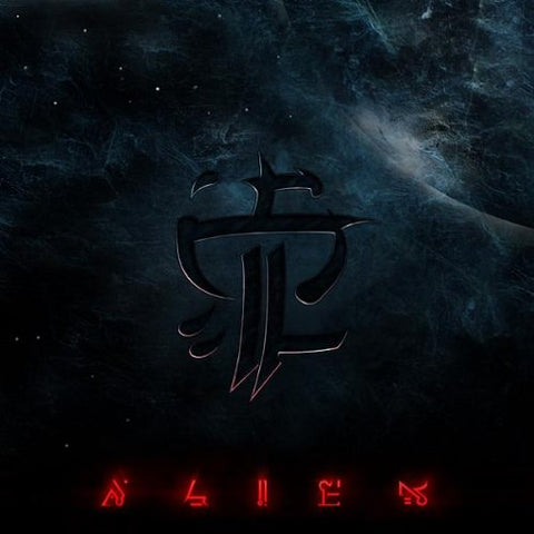 Strapping Young Lad Alien 2LP vinyl