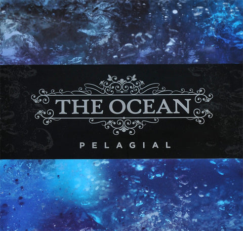 "The Ocean Pelagial 2 x 10"" EP vinyl -  Vocal Edition"