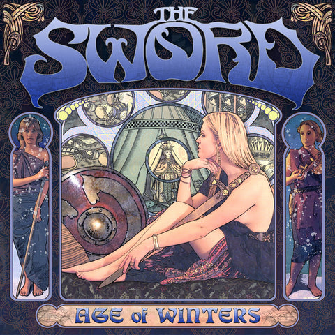 The Sword Age of Winters LP vinyl + Download code