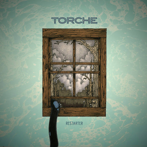 Torche Restarter LP + Download Code on Black Vinyl