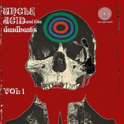 Uncle Acid & the Deadbeats Vol 1 LP on Red vinyl