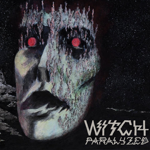 Witch Paralyzed LP on Silver vinyl + download