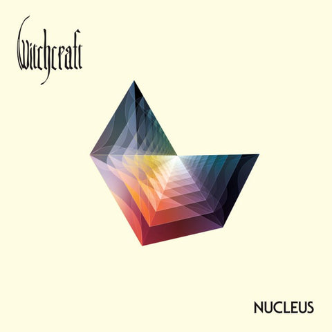 Witchcraft Nucleus 2LP black vinyl in a gatefold sleeve