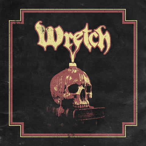 Wretch - Self Titled LP vinyl