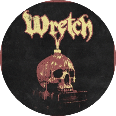 Wretch Self Titled LP Picture Disc vinyl