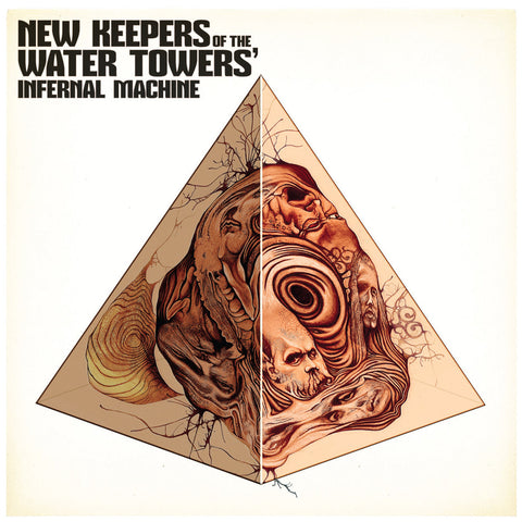 New Keepers of the Water Towers Infernal Machine LP Vinyl
