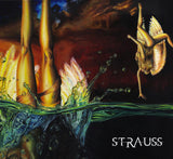 Strauss Self Titled CD
