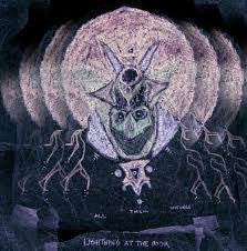 All Them Witches Lightning At the Door LP on 180gm yellow splatter vinyl + 7""