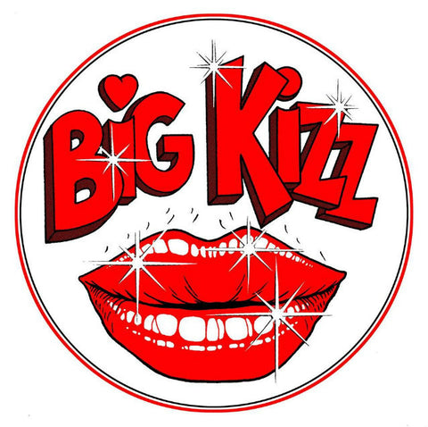 "Big Kizz Eye On You 7"" vinyl single"