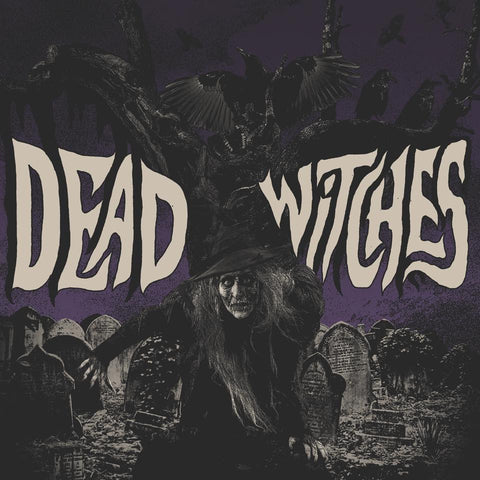Dead Witches Ouija LP vinyl